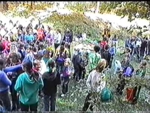 Козацькі забави Село Іванківці - 2000.wmv - YouTube