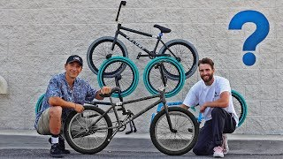 OUR NEW BMX BIKE BUILD PROJECT!