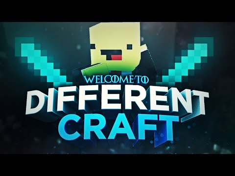 Minecraft Towny Server 1.13.1 Tour - DifferentCraft Towny - Economy - Jobs - McMMO