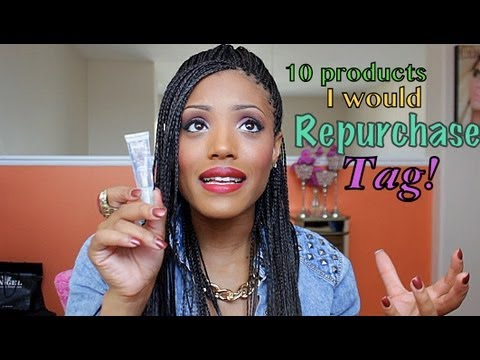 10 Products I Would Repurchase TAG!
