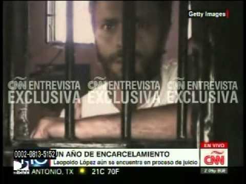 Entrevista a Leopoldo López por el periodista Federico del Rinco