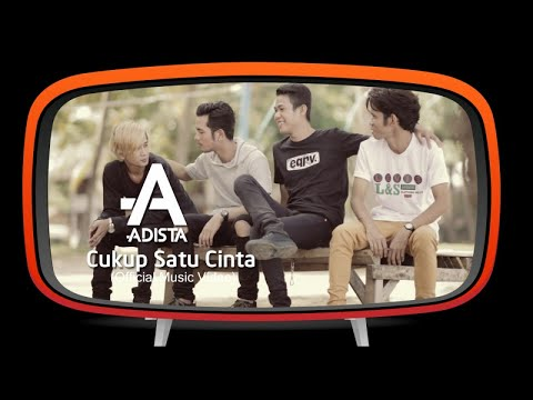 Adista - Cukup Satu Cinta (Official Music Video)