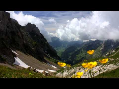 Hiking in the Appenzell Alps