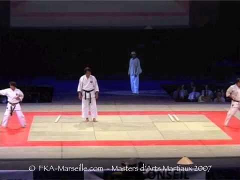 Masters 2007 - 5 - Karate Shorin Ryu - Maitre Chinen - Okinawa Image 1