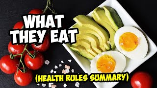 What Health Coaches Eat | Health Tips Summary