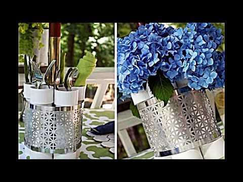 18 Möbel Und Deko Ideen Mit PVC Rohren Zum Selber Machen