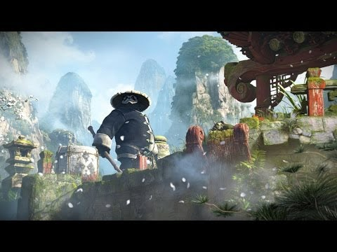 Официальный ролик World of Warcraft: Mists of Pandaria