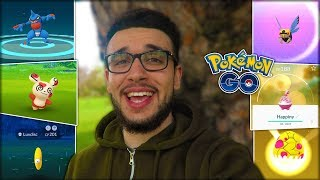 AN EXCLUSIVE POKÉMON, NEW GEN 4, AND MORE! (Pokémon GO)