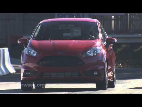 MotorWeek   Road Test: 2014 Ford Fiesta ST