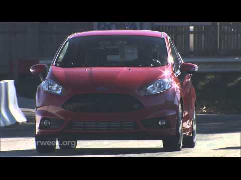 MotorWeek | Road Test: 2014 Ford Fiesta ST