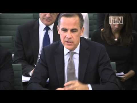 Bank of England governor Mark Carney grilled by MPs