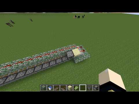 Minecraft - Hướng dẫn làm máy fram mía tự động thu hoạch !