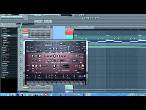 FL Studio: Wobble Bass Effect