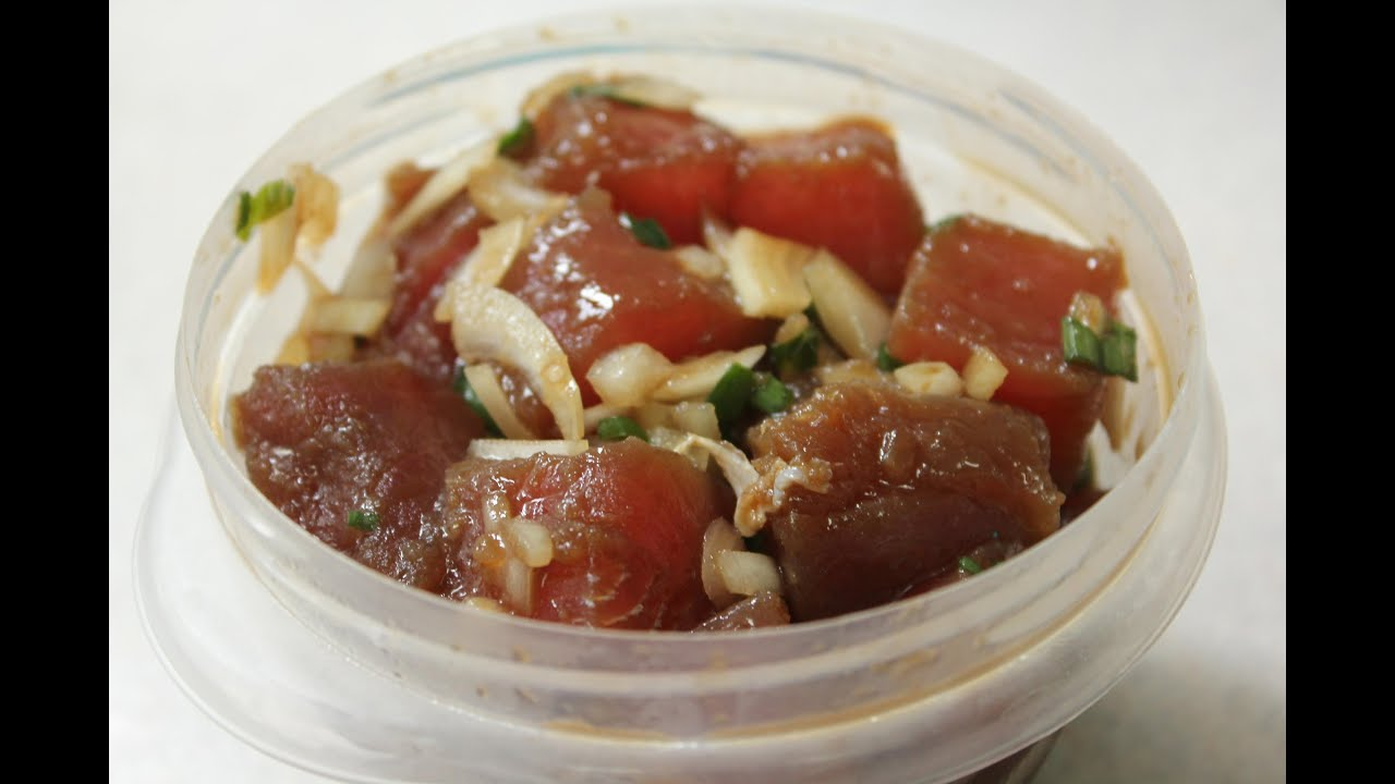 poke is simply hawaiian ahi poke recipe freshly made ahi poke ahi poke ...