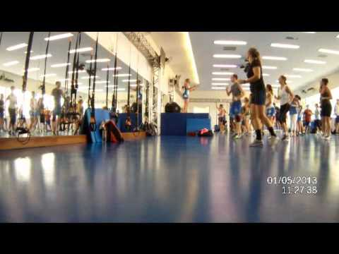 Body Attack Com Prof Patricia video