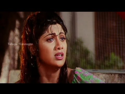 Goons Trying To Rape Shilpa Shetty - Sahasa Veerudu Sagara Kanya Scenes - Masala Venkatesh video
