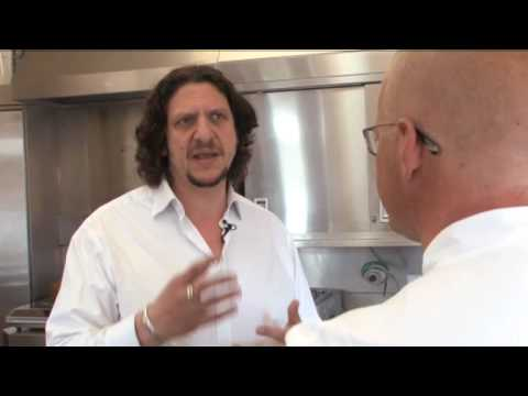 Jay Rayner at the Fat Duck