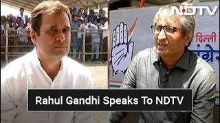 My Fight Is Against Ideology Of Hate, Rahul Gandhi Tells NDTV's Ravish Kumar | EXCLUSIVE