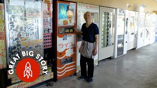 A Homemade Meal . . . From a Vending Machine