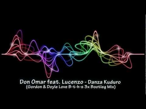 Don Omar Feat. Lucenzo - Danza Kuduro (gordon & Doyle Love B-t-h-s 3x Bootleg Mix) video