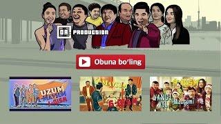 DA Production endi YouTubeda | DA Production энди YouTube'да