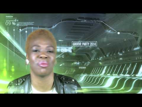 RUTH MATETE AT GROOVE PARTY 2014