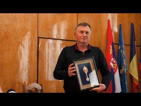 Калуш отримав символічний ключ від Калуської ТЕЦ