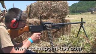vz.58 with silencer, vz.61, MP5, MP5SD, AK-47, MP40, UK vz.59, 1919a4, MG34, BAR and more