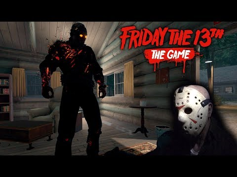 Friday the 13th the game - Gameplay 2.0 - Savini Jason