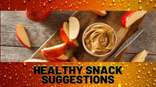 Healthy snack suggestions | Keto diet