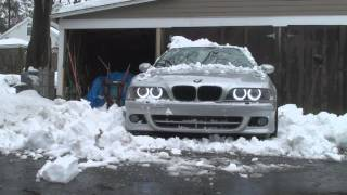 Digging My Car Out of the Snow