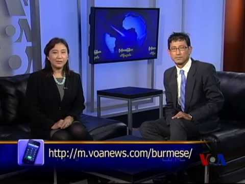 Burmese TV Magazine - Sept. 2nd Week Program