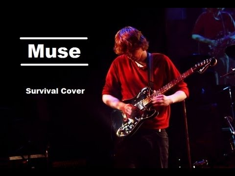 Survival (Official 2012 Olympic Song) | Muse | Guitar/Piano Cover