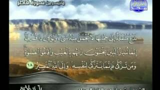 نادر الشيخ شعبان الصياد سورة فاطر