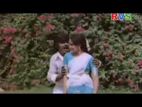 Vijaykanth and sasikala song from Kothapeta Rowdy tollywood movie