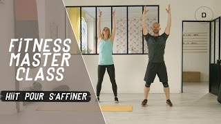 HIIT pour s'affiner (25 min) - Fitness Master Class