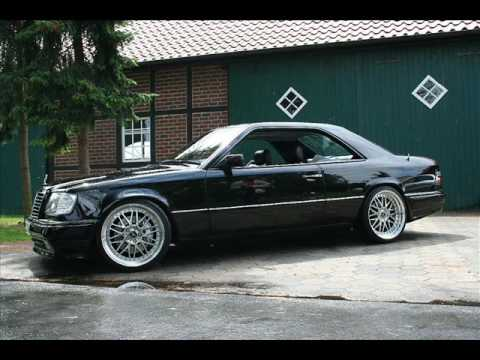 Mercedes W124 Coupe Unit 2 - YouTube