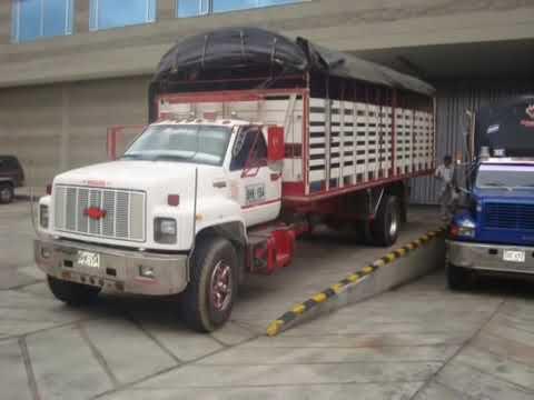 CAMIONES DE COLOMBIA