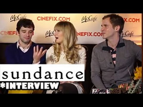 He's Way More Famous Than You - Michael Urie, Halley Feiffer & Ryan Spahn Interview - Sundance 2013
