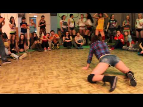 Siberian Dancehall Contest 2013 - BOOTY DANCE selection 2