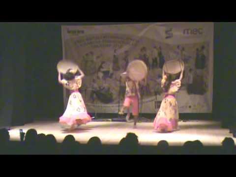 Encuentro internacional de Danzas Tradicionales, Uruguay 2011