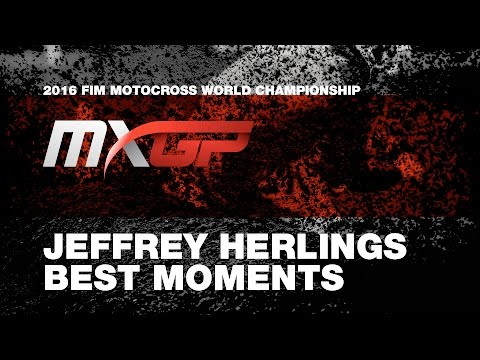 2016 Jeffrey Herlings Best Moments Compilation_motocross