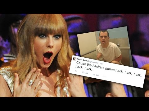Taylor Swift Twitter/Instagram HACKED! Nude Photos Being Released?