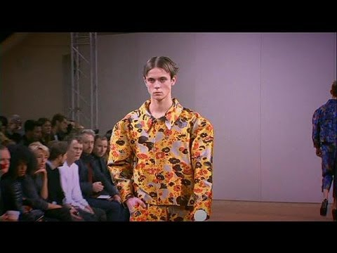 Cross Dressing At London Fashion Show   Le Mag
