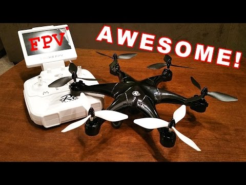 Best FPV Drone Hexacopter Under $100 Lidi L6F RC126 Review & Tips - TheRcSaylors