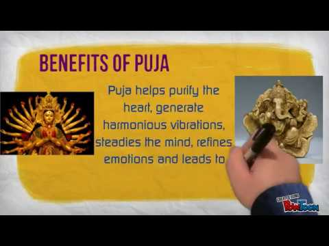 Puja and Pilgrimages in Hinduism