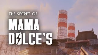 Mama Dolce's Secret: What Really Comes Out of Those Smoke Stacks? - Fallout 76 Lore