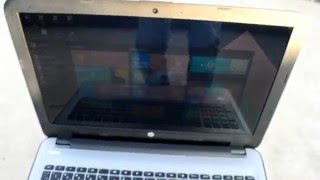 HP Notebook 15 6th Generation Laptop First Look (Core i5)