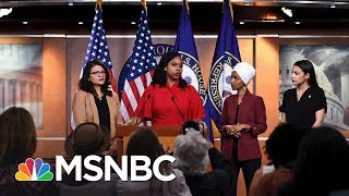 President Trump vs. The Squad - The Day That Was | MSNBC