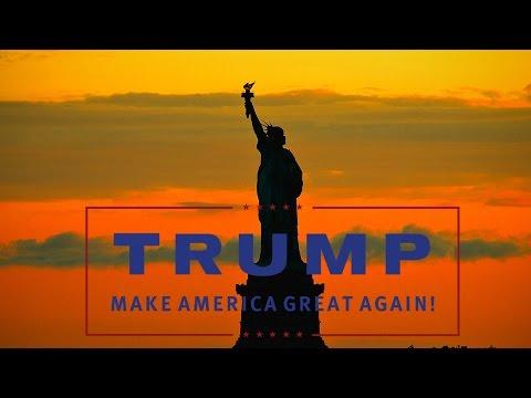 God Bless The USA   Donald Trump